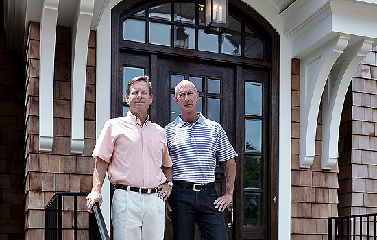 Williamsburg Builders and Custom Home Design Construction
